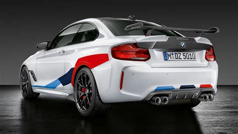 2018 Bmw M2 Competition Mperformance Accessories 4k 3