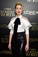 Amber Heard Attends the 14th Annual L'Oreal Paris Women of ...