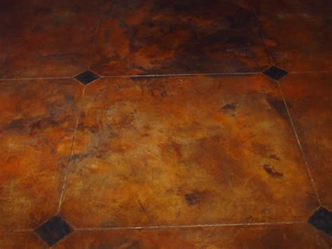 ColorMix Concrete Flooring Acid Stains