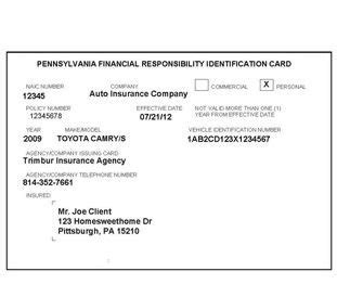 Auto Insurance Card Template by Progressive Insurance Card Pdf Rudycoby Net