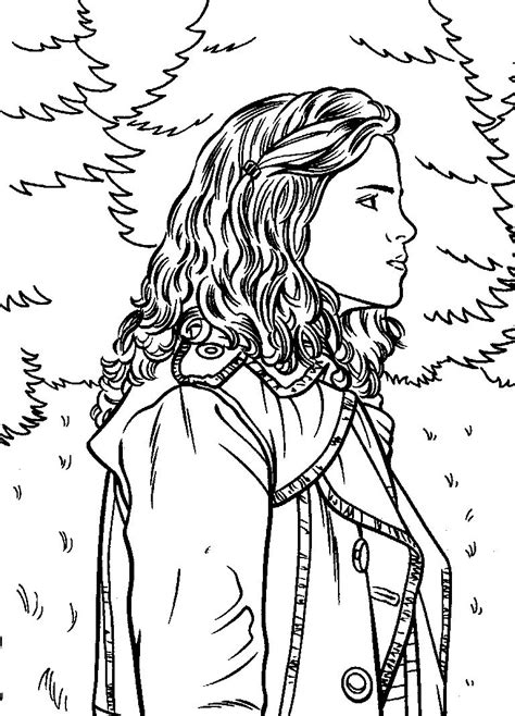 harry potter coloring pages coloringpages