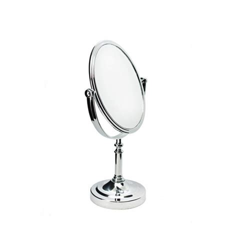 Bathroom Mirror Stand by 30cm Vanity Mirror On Stand Sided Make Up