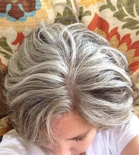 The 25 Best Streaks In Hair Ideas On Pinterest Grey