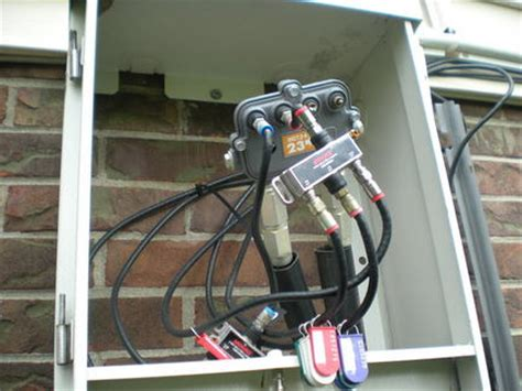 Exterior Cable Tv Wiring Box by Cable Tv Thefts Lead To Service Cuts For 400 In Kalamazoo