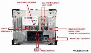 Uconnect 5 0 Wiring Diagram