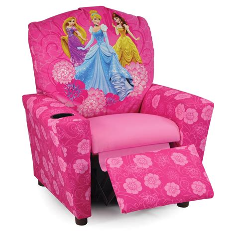 Infant Recliners by Disney Princesses Recliner Upholstered Chairs