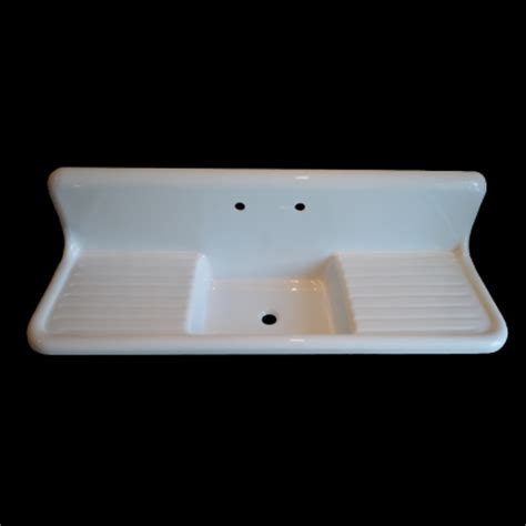 reproduction kitchen sinks with drainboards reproduction farmhouse drainboard sink 1 house ideas