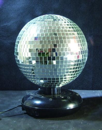 mirror ball  base stand  home party ts