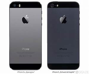 Iphone 5s Schwarz : space gray die neue farbvariante des iphone 5s im video ~ Kayakingforconservation.com Haus und Dekorationen