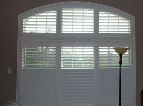 Kitchen Blinds And Shades Ideas - best window shutters arched plantation bucks county pa regarding blinds for eyebrow arch windows