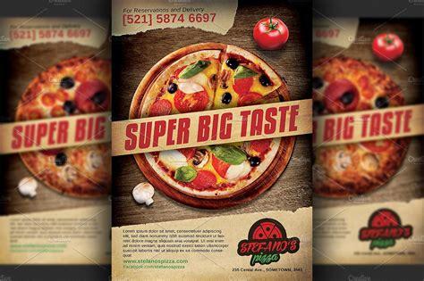 restaurant flyer designs  word psd ai eps