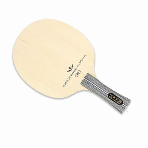 raquette tennis de table palette contreplaqu 233 bois poign 233 e longue