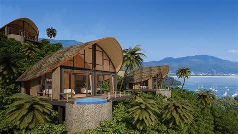 Naka Bay Sea View Cottages Phuket Holiday Services