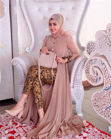 super elegan  style hijab kondangan  bikin kamu