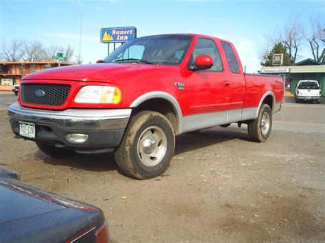 Ford F 150 Recalls by 2004 Ford F 150 Airbag Recall