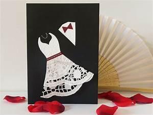 Hochzeitskarte Basteln Vorlage : hochzeitskarte mit tortenspitze handmade kultur ~ Frokenaadalensverden.com Haus und Dekorationen