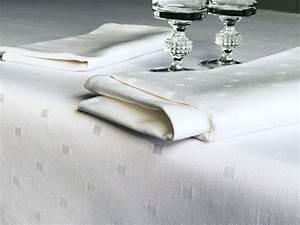 Damast Tischdecke Weiß : gastronomie damast tischdecke 130x130 gastro ~ Watch28wear.com Haus und Dekorationen