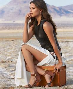 Alicia Vikander - Louis Vuitton 'Spirit of Travel ...