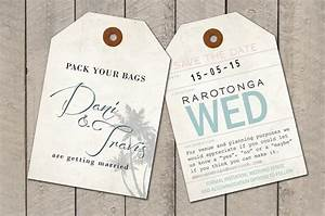 save the date ideas for destination weddings weddings With when to send wedding invitations after save the dates