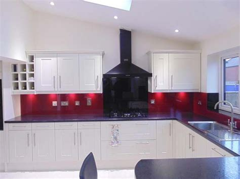 Wine Cupboards by Two Tone Design For The Home Glass Kitchen Kitchen