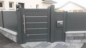 fabricant veranda normandie portail pose fenetre 76 of With portail exterieur sur mesure
