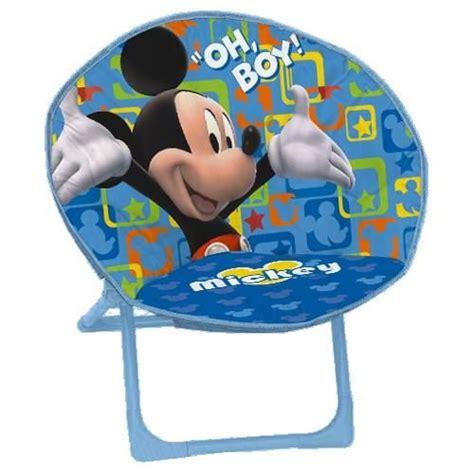 siege lune hello mickey siège chaise enfant lune disney achat vente