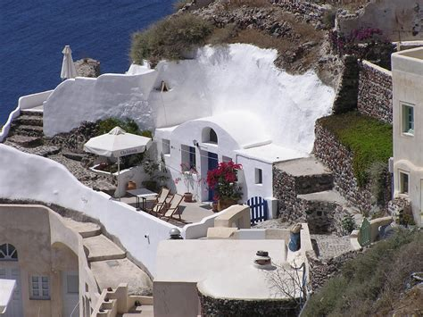 World Beautifull Places Santorini Island Beautiful Spot