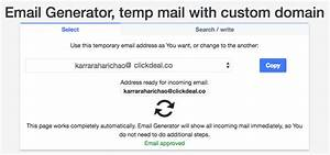 Best Fake Email... Fake Email Generator