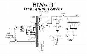 Hiwatt Dr504 Build