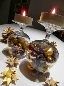 Weihnachtsdeko Basteln Für Den Tisch : haus voller ideen weihnachtliche tischdeko ~ Whattoseeinmadrid.com Haus und Dekorationen