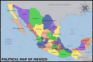 Pin Mexico-politico-mapes-murals on Pinterest