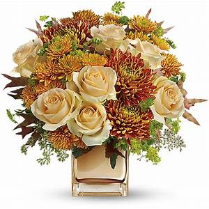 What Wedding Flowers are in Season in Fall? Teleflora