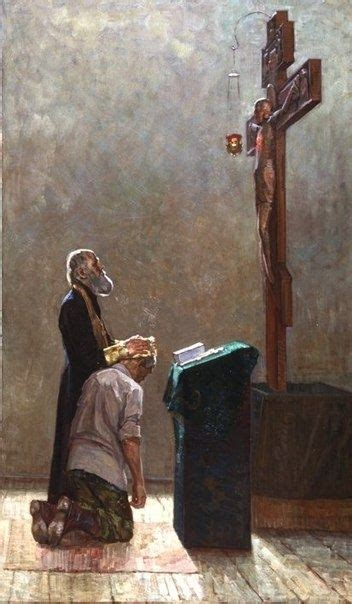 Confession A Primer  A Russian Orthodox Church Website