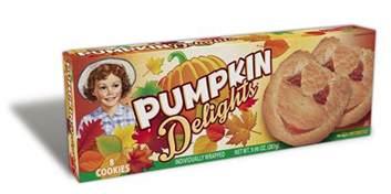 Little Debbie Pumpkin Delights Release Date by Pumpkin Delights Filled Cookies Little Debbie