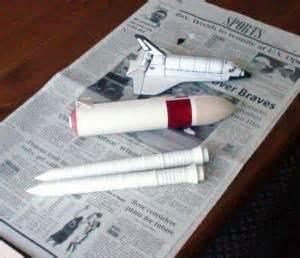 EMRR's Model Rocket Review: Dr. Zooch Model Rocket ...