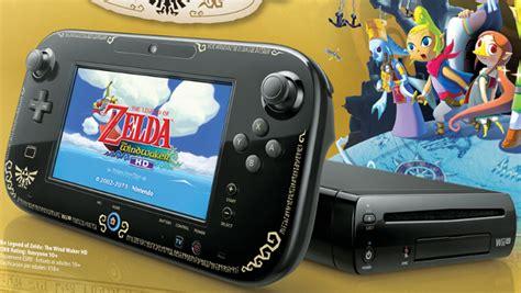 Wii U Zelda Bundle And Early Eshop Release Broken