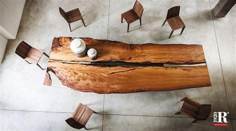 Kunstharz Für Holz by Riva 1920 Cube Tisch Aus Kauri Holz Drifte Wohnform