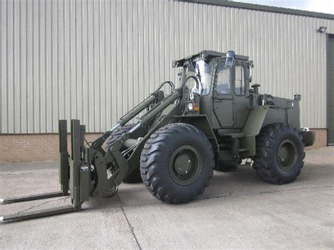 volvo bm  wheeled loader   army trucks