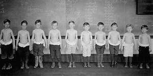 1944–1956: Radioactive nutrition experiments on retarded ...