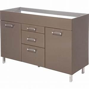 meuble cuisine 120 cm brico depot cuisine idees de With meuble cuisine 120 cm