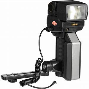 Sunpak 622 Flash Super Kit With Wide