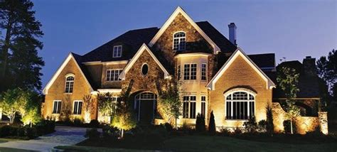 landscape lighting frisco tx cgreens landscape management
