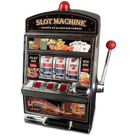 slot machine  arm bandit armed tokens kids toy