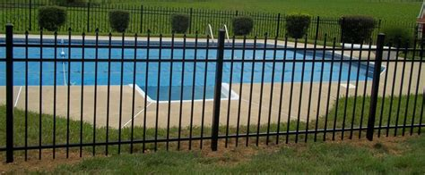 pool fence laws pool fence designs youll  smucker