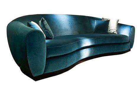 25 Modelli Di Divani Curvi Dal Design Particolare