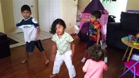 Kids Dance Whip Nay Nay