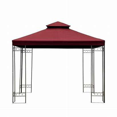 Replacement Gazebo Canopy Tier Outsunny Double Patio