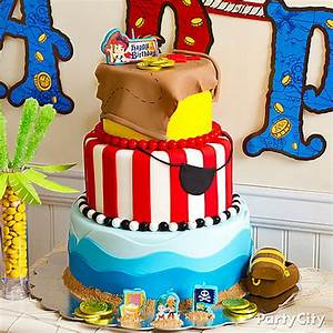 Party Ideas-Jake Neverland/Pirate on Pinterest | Pirate ...