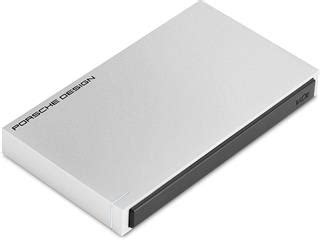 We first worked with porsche in 2003 and it resulted in one of our most popular hard drives that's still talked about today. LaCie Porsche Design 2.5 1TB USB 3.0/C light-grey (STET1000403) | T.S.BOHEMIA