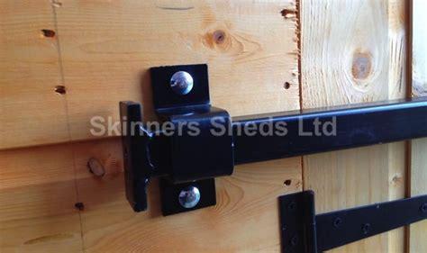 bar locks  sheds security guards companies